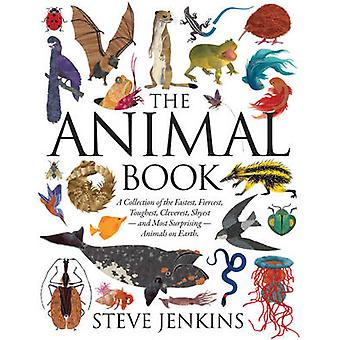 The Animal Book by Steve Jenkins - 9780547557991 Book