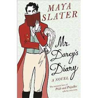 Diário do Sr. Darcy por Maya Slater - livro 9780753822661