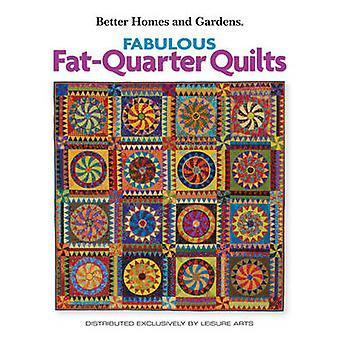 Fat-quarter fabuleux Quilts par Meredith Corporation - 9781601405098 B