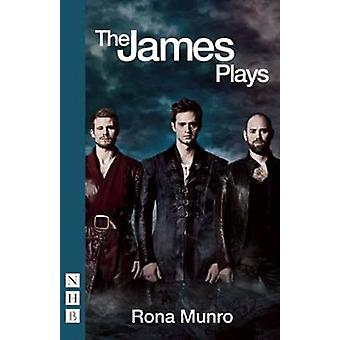 The James Plays (New edition) by Rona Munro - 9781848425606 Book
