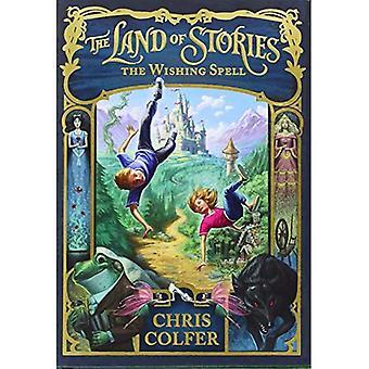 The Land of Stories: de wensen Spell