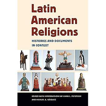Latinamerikanske religioner: Historier og dokumenter i forbindelse