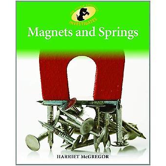 Magneter och fjädrar