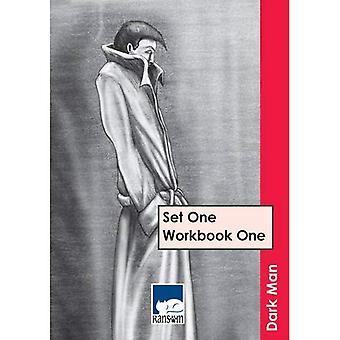 Tumma mies asettaa yhden: Työkirjan yksi: 1 [Student Edition]
