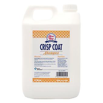 Groom Professional Show Dog 4L Crisp Coat Shampoo