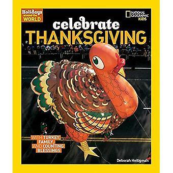 Celebran acción de gracias (vacaciones alrededor del mundo) (vacaciones de todo el mundo)