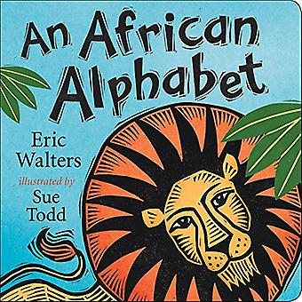 An African Alphabet [Board book]
