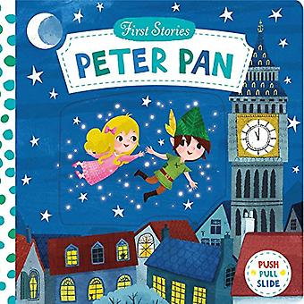 First Stories: Peter Pan (First Stories) [Board book]