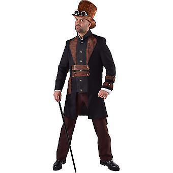 Men costumes  Steampunk men fancy dress costume