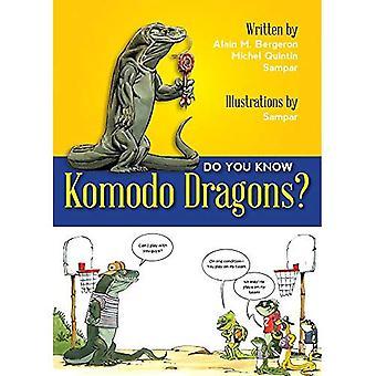 Do You Know Komodo Dragons?