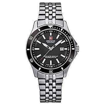 Swiss Military Hanowa 06-7161.2.04.007-wristwatch, stainless steel, color: Silver