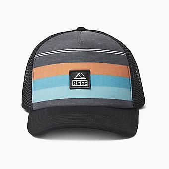 Reef Men's Snapback Trucker Cap ~ Peeler 2 black
