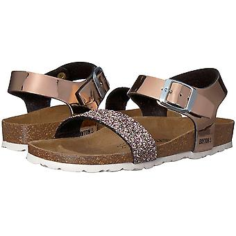 0fa8e2522c7 Kids Bayton Girls Tyche Buckle Ankle Strap Slide Sandals