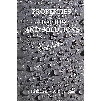 Propiedades de los líquidos soluciones 2e por Murrell