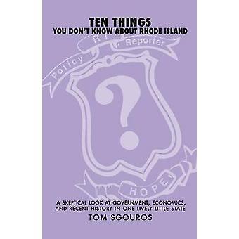 Dieci cose che non sai di Rhode Island di Sgouros & Tom