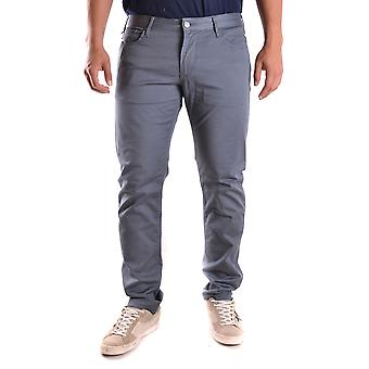 Armani Jeans Grey Cotton Jeans