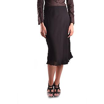 Love Moschino zwart Viscose rok