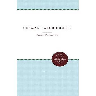 Deutschen Arbeitsmarkt Gerichte von Wunderlich & Frieda