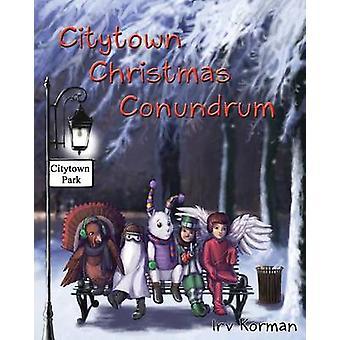 Citytown Kerstmis raadsel door Korman & Irv