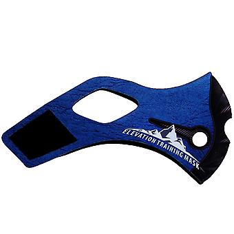 Elevation Training Mask 2.0 Sub Zero Sleeve - Blue