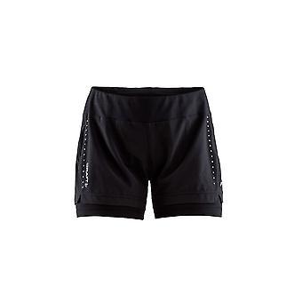 Craft Essential 2IN1 Pantalones cortos 1906029999000 correr todo el año pantalones de mujer
