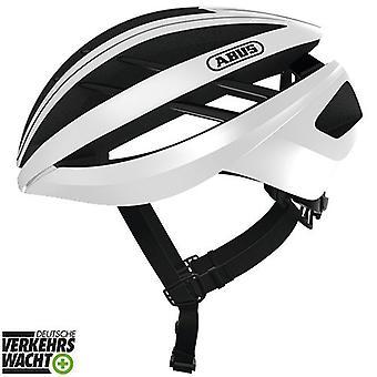 Casco bici ABUS Aventor / / polar bianco