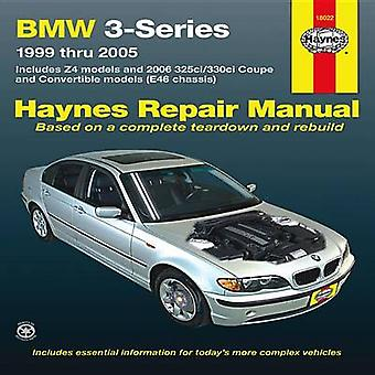 BMW 3-Series Automotive Repair Manual - 99-05 (2nd Revised edition) by