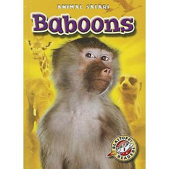 Baboons by Megan Borgert-Spaniol - 9781600147678 Book
