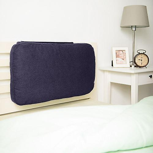 Headboard Foam Crumb BackrestSapphire Cushion Weighted 1TcJFKl