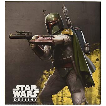 Star Wars Destiny Boba Fett Dice Binder