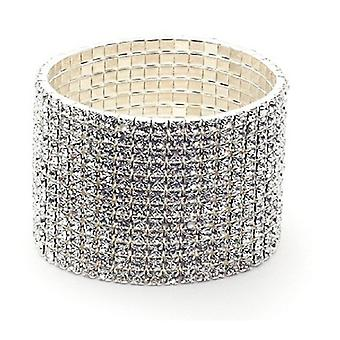 18K White-Gold plated Mia Bracelet