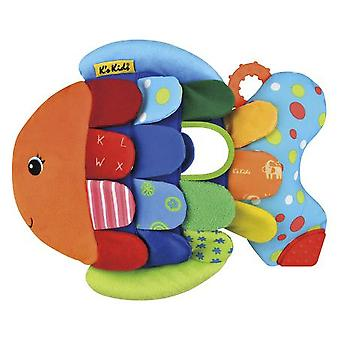 K's Kids Flippo Fish (Babies and Children , Toys , Preschool , Babies , Soft Toys)