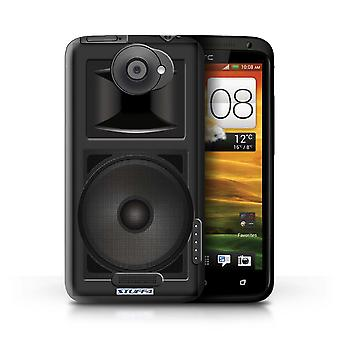 STUFF4 Case/Cover for HTC One X/Studio Monitor/Speaker