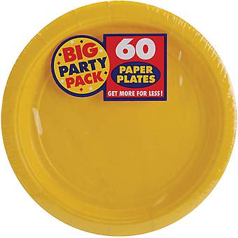 Big Party Pack Paper Dinner Plates 9