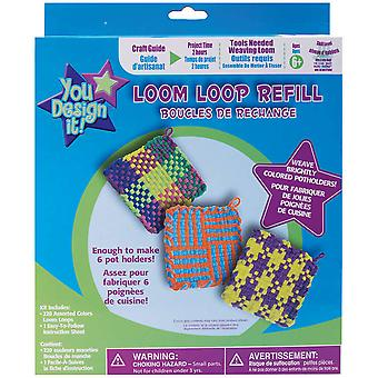 You Design It Loom Loop Refill 49171