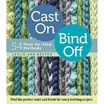 Storey Publishing Cast On Bind Off Sto 27241