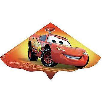 Günther Flugspiele 1183 Disney Cars Lightning McQueen Single Line Kite Wingspread 1150 mm Vent