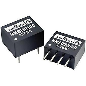 DC/DC converter (print) Murata Power Solutions 5 Vdc 24 Vdc 42 mA 1 W No. of outputs: 1 x