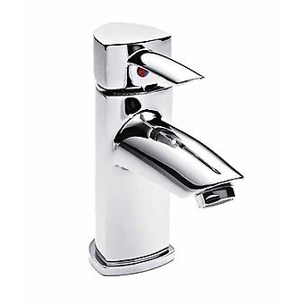 Premier Acer Mono Basin Mixer Without Waste