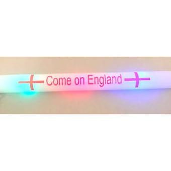 Flashing Foam Stick - Come on England