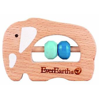 EverEarth rattle Elephant (Toys , Preschool , Babies , Early Childhood Toys)