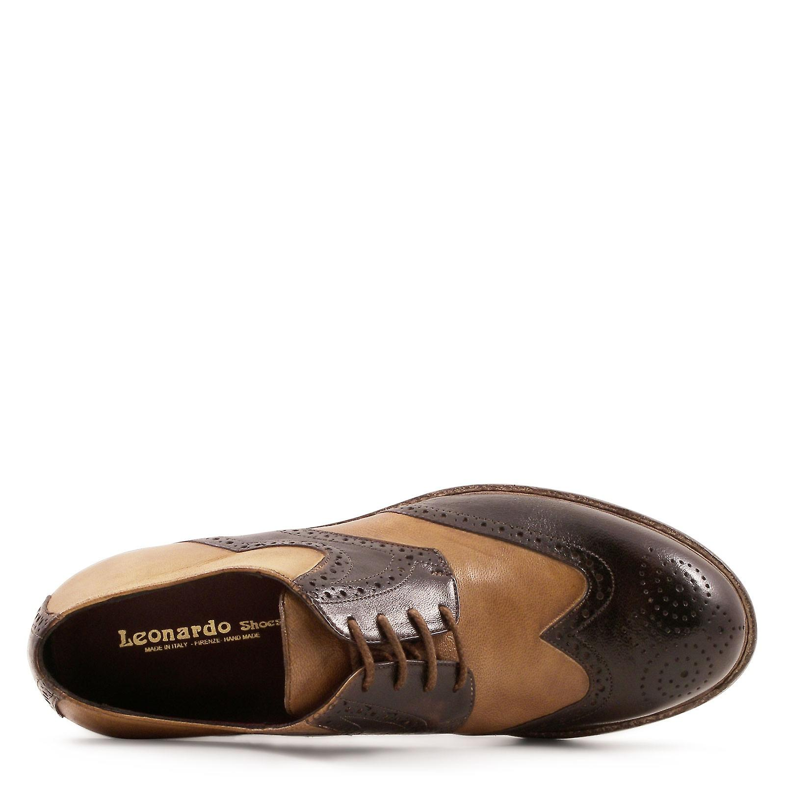 Handmade shoes for leather brogue italian in men 11wT8q
