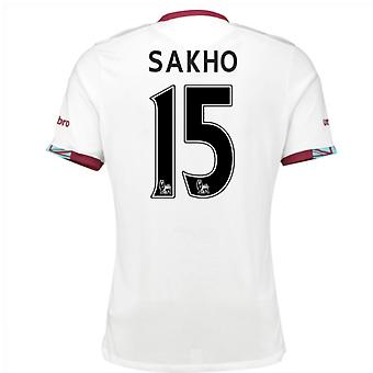 2016-17 West Ham maillot (Sakho 15) - Kids