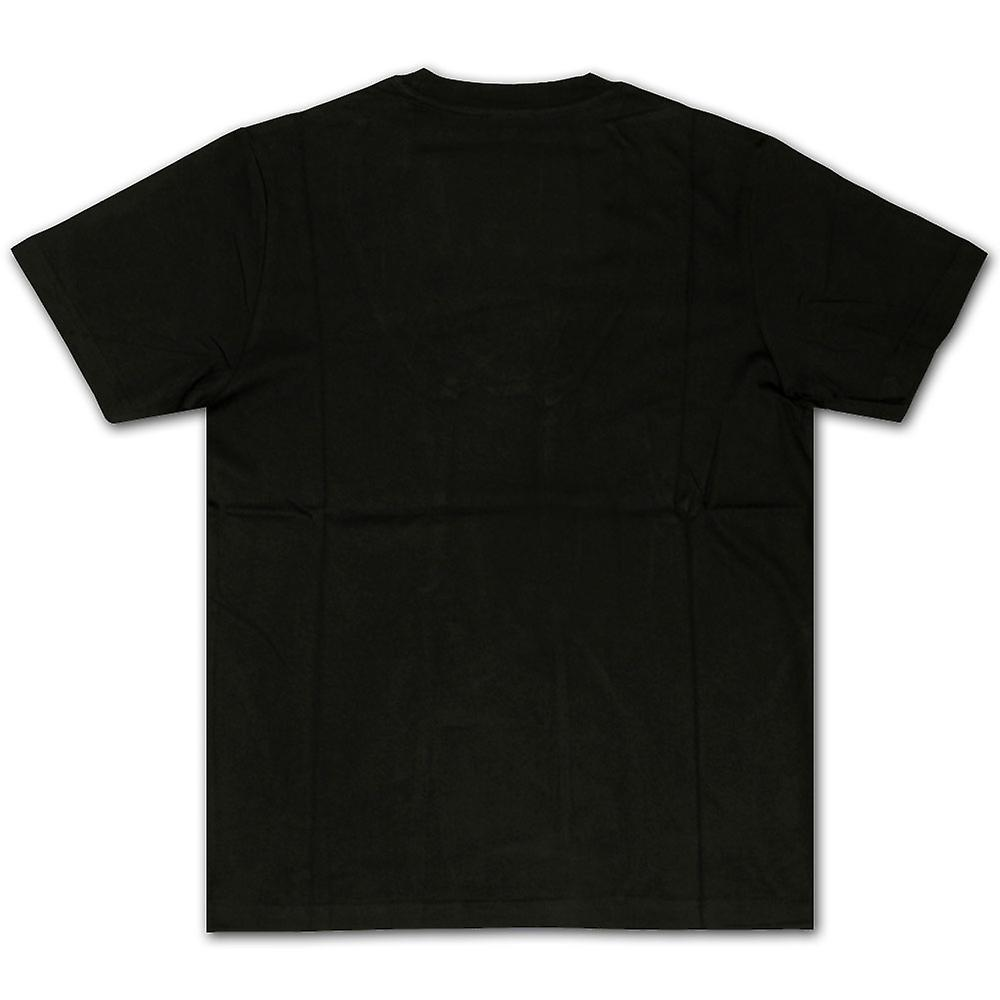 Dunkle n Kalt Plain Black T-shirt