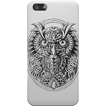 Doden cover Owl portret voor iPhone 5S/SE