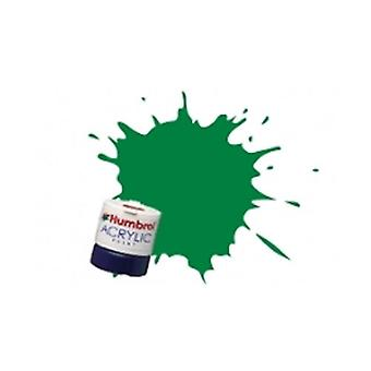 Humbrol Paint Malachite Green RC409 Acrylic Rail Paint