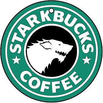 Starkbucks Coffee Car Air Freshener
