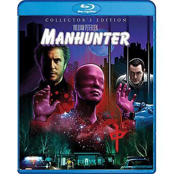 Manhunter (Collector's Edition) [Blu-ray] USA import