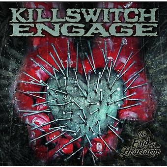 Killswitch Engage - End of Heartache [CD] USA import