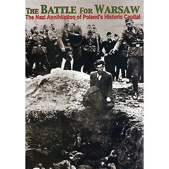 Battle for Warsaw [DVD] USA import